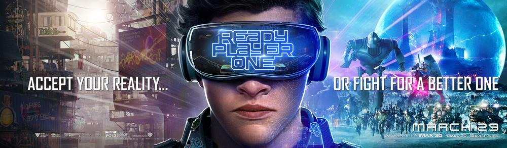 《ready player one》